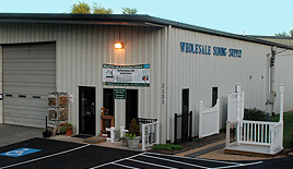 Wholesale Siding Supply-Roanoke Office
